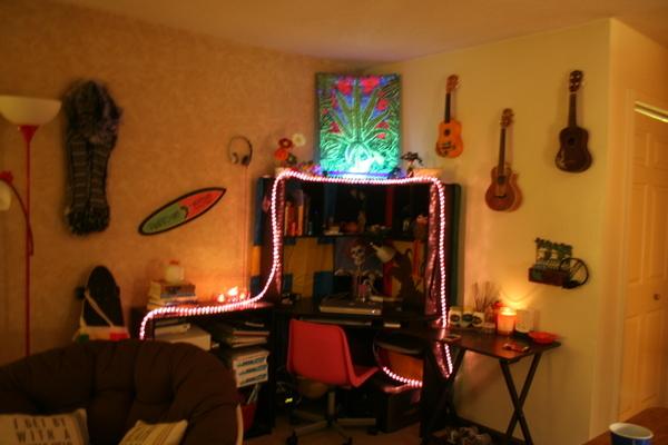 pothead apartment