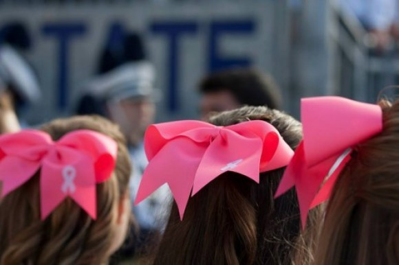 18 - Michigan - Breast Cancer Awareness