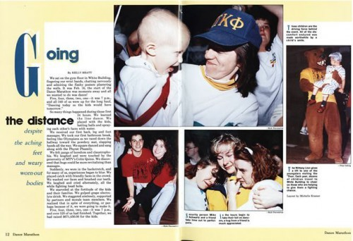 Page 12 of La Vie 1991