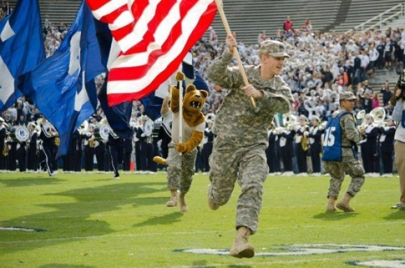 35 - Purdue - Military Appreciation