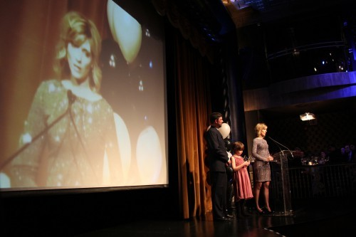 The Emily Whitehead Family speaking at the 2013 Hope Gala