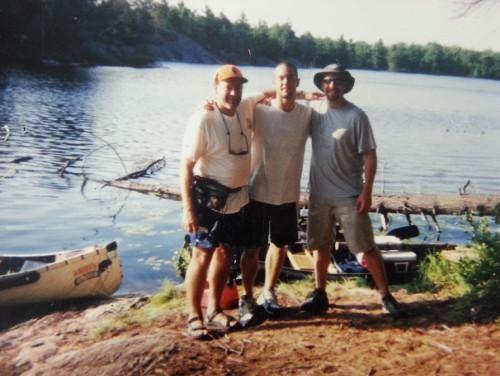 Coach Morse Camping