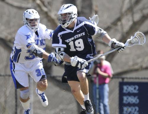 Former Penn State Lacrosse Player Chris Hogan Shines For The ...