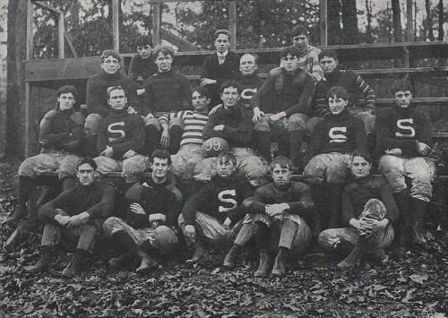 1899 Penn State football team coached by Sam Boyle