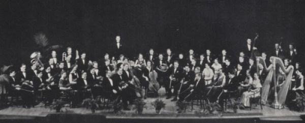 symphone orchestra