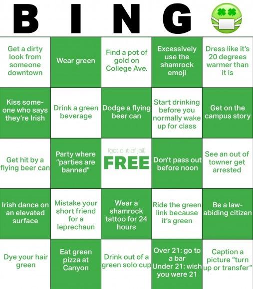 bingo state patty's
