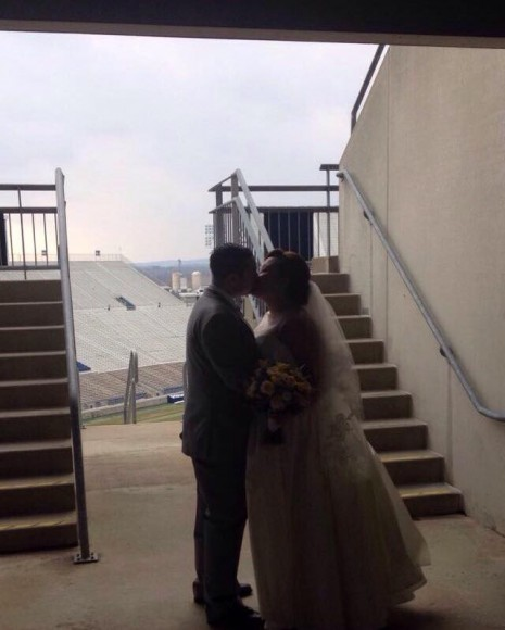 psu wedding