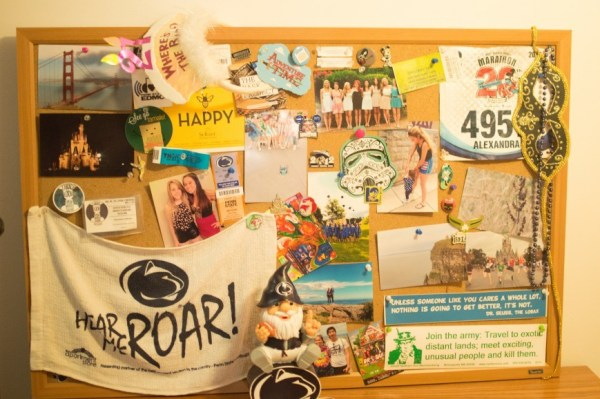 OS Cribs Nick Towers Corkboard
