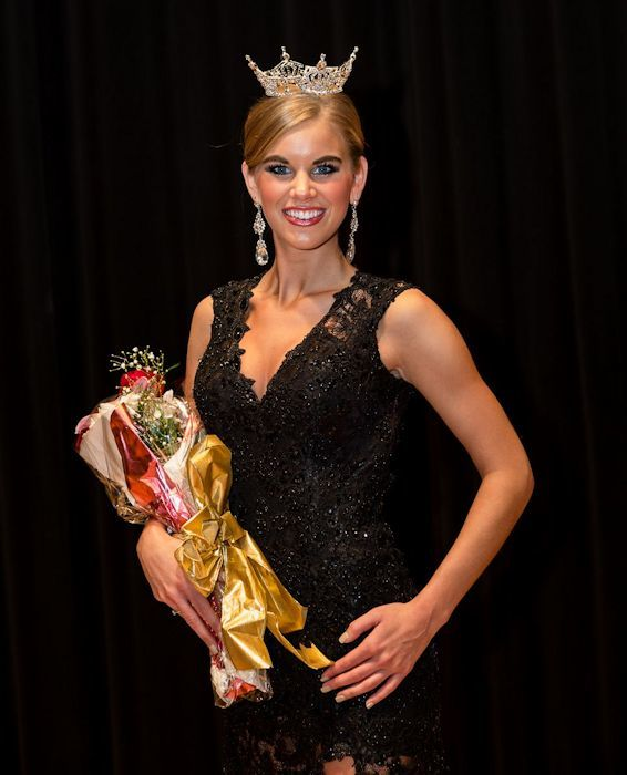 If she can become Miss PA, then Katie Carlson will earn a generous scholarship and the chance to become Miss America.