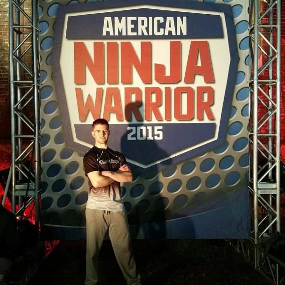 American Ninja Warrior (Galiczynski)