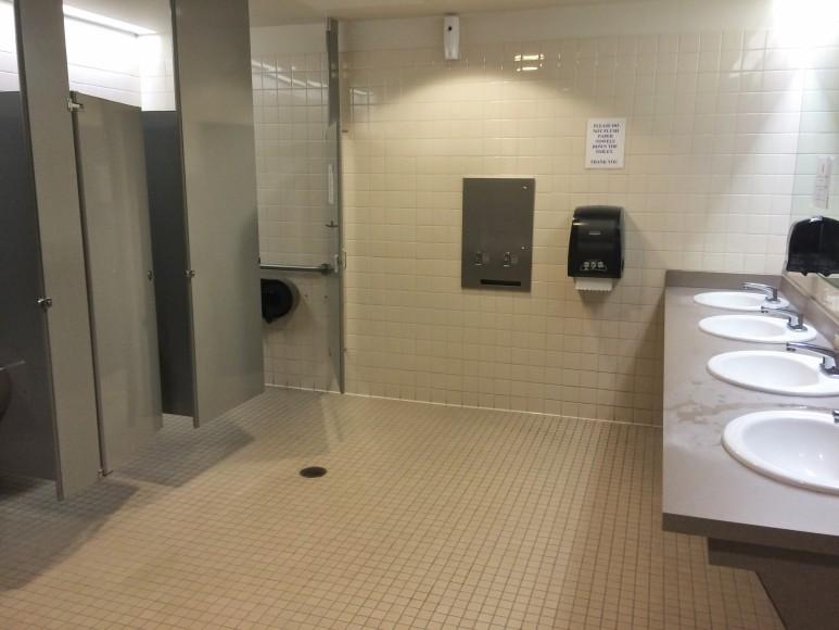 Pasquerilla Bathroom