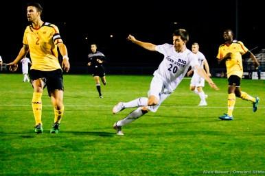 Drew Klingenberg, Men's Soccer 2015