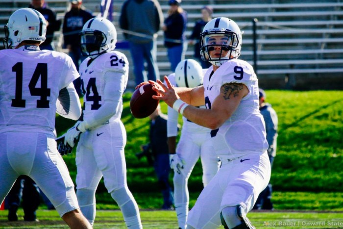 Trace McSorley Football Northwestern 2015