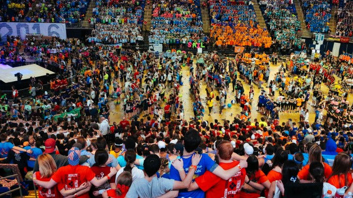 thon 2016 family hour