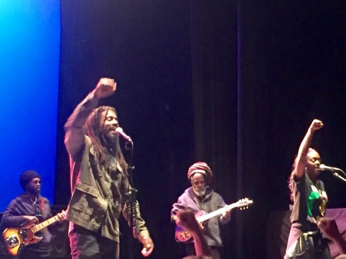 The Wailers at the State Theatre