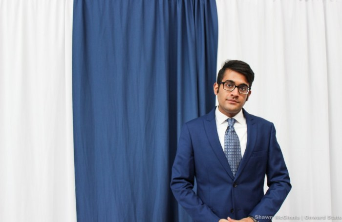 Omar Aziz, Spring Career Days