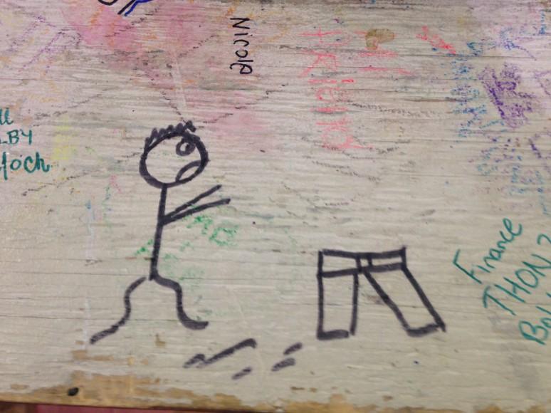 Thon Drawing 5