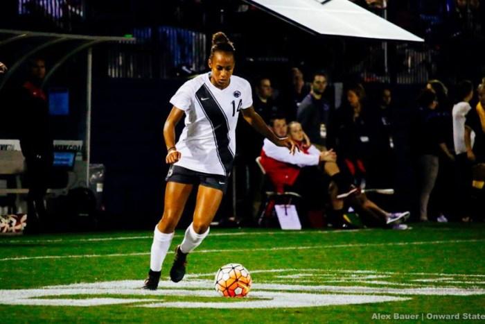 Ellie Jean women's soccer