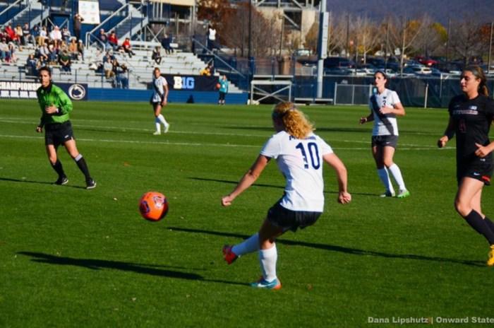 Emily Ogle women's soccer