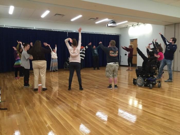 Harmony psu rehearsal