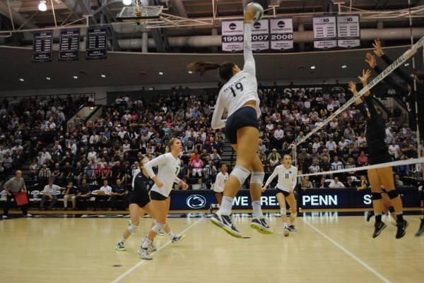 Women's Volleyball vs. No. 1 Minnesota - Onward State