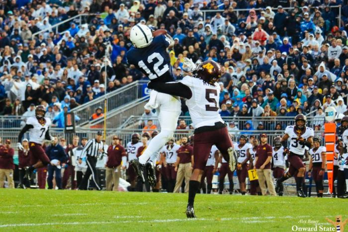 Chris Godwin Penn State Football vs Minnesota 2016