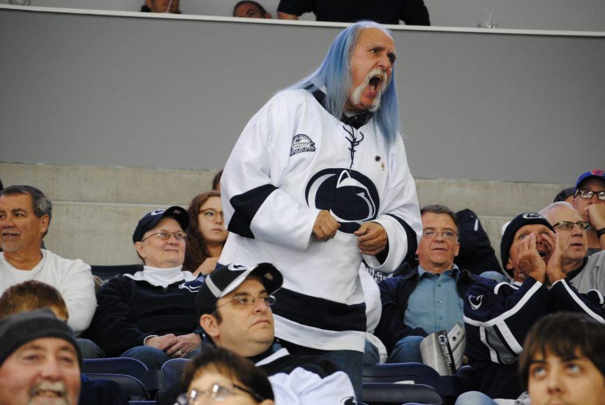 Penn State Hockey vs Canisius