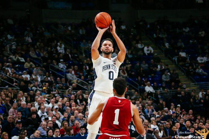Penn State Men's Basketball vs Indiana Payton Banks
