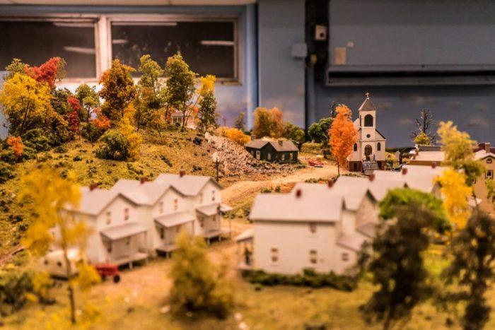 Model Railroad Club