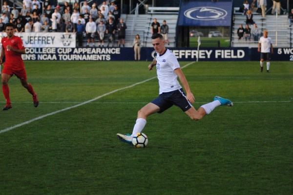Men's Soccer Falls to Ohio State 3-0 In Season's First Big ...