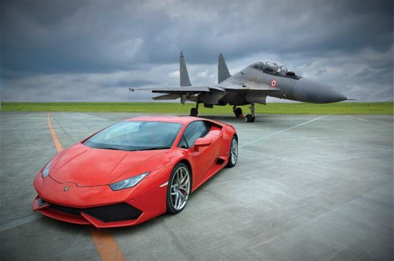 Sukhoi-with-Lamborghini-OnwayMechanic