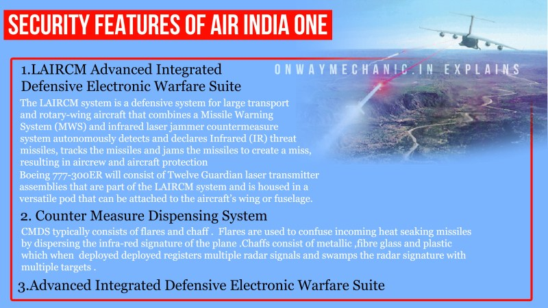 Security-Features-Air-India-One-OnwayMechanic-Explains