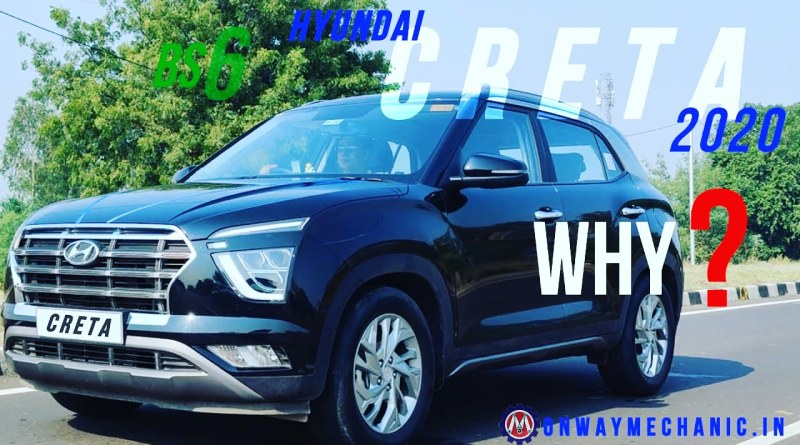 Hyundai-Creta-2020-Review-BS6-Review-OnwayMechanic