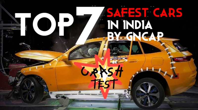 Top-7-Safest-Cars-in-India-OnwayMechanic