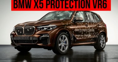 What Kind of Car is BMW X5 Protection VR6 ?