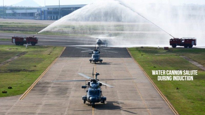 Water-Cannon-Salute-during-induction-Dhruva-MKIII-OnwayMechanic