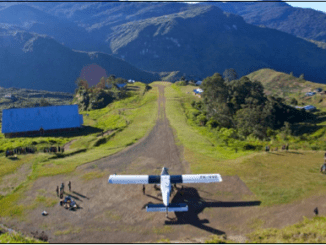 Developing 34 Airports in the Entire Papua under Sky Bridge Program - Good News From Indonesia