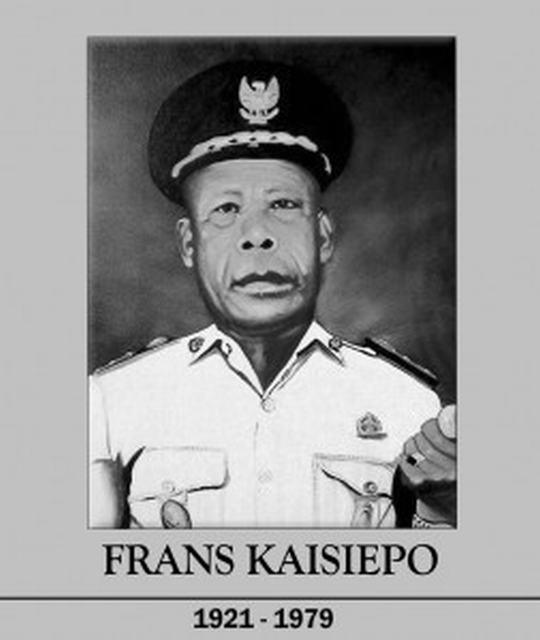 "Frans Kaisiepo, the Man behind the Name ""Irian"" - onWest Papua"