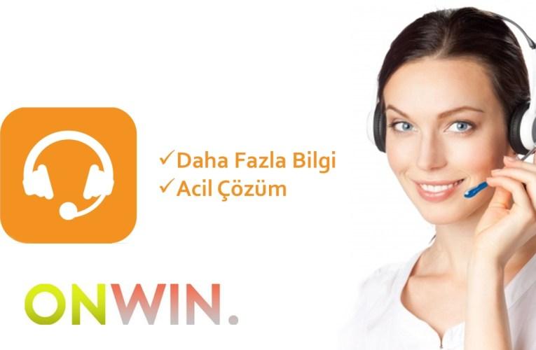 Online Bahis Sayfası Onwin