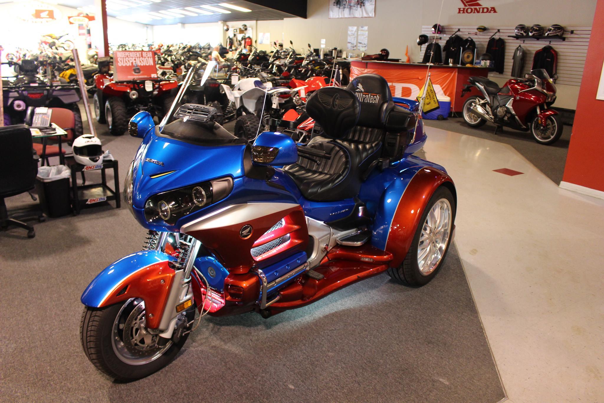 2012 Eurowing Trike
