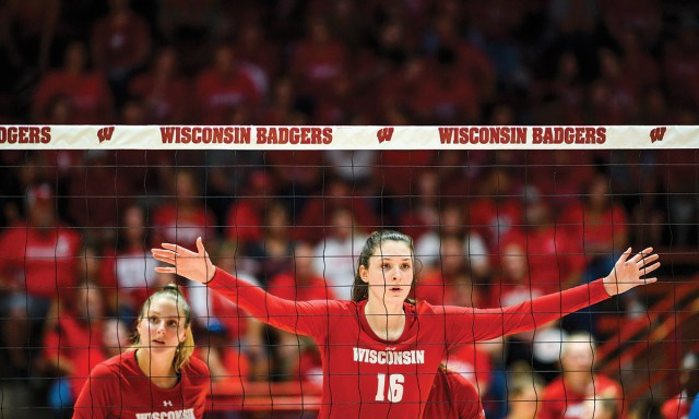 Dana Rettke and Volleyball: Meant for Each Other | On Wisconsin ...