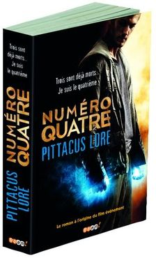 Numéro Quatre _ Pittacus Lore