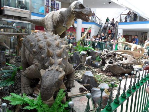 Brighton - Dinosaures