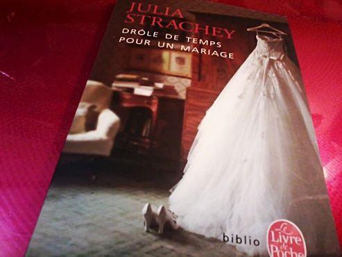 Drôle de temps pour un mariage - Julia Strachey