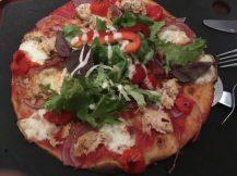 Leggera Pizza au Pizza Express