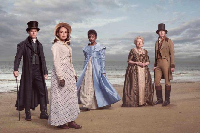 mini-série Sanditon - ITV