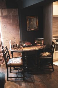 The Enchantment Chamber - table