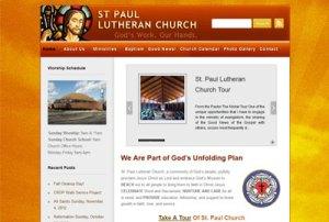 Ocean County New Jersey Lutheran Church Saint Paul