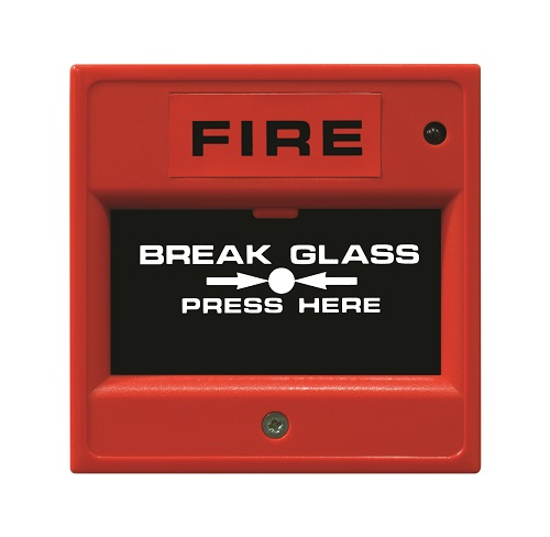Break Glass - Fire Alarm