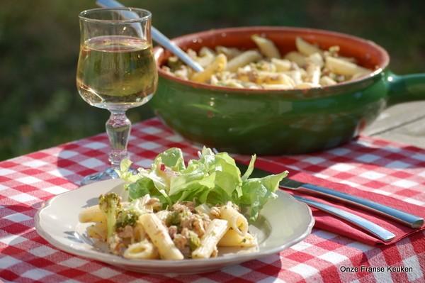 Onze Franse Keuken : Franse pastasalade onze franse keuken